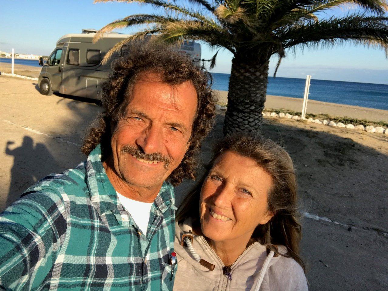 Urs und Rita Hochstrasser