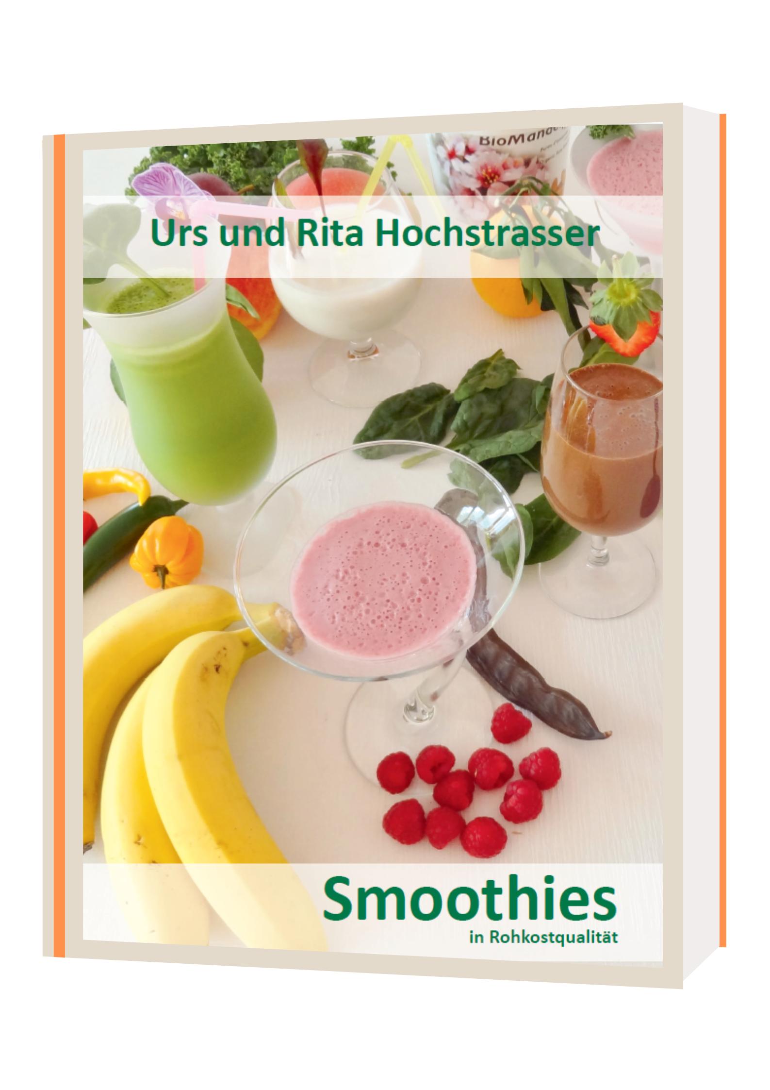 Gratis: E-Book Smoothies vom Feinsten
